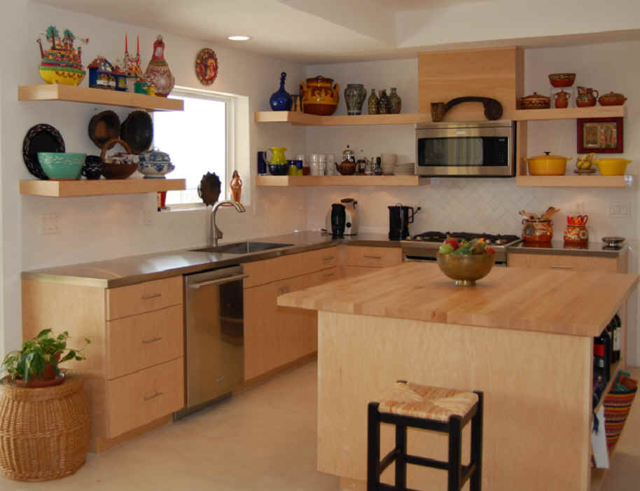 Kitchen cabinet alternatives for Alternative kitchen cabinets